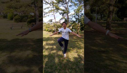 337拍子リズム運動①(幼児対象)