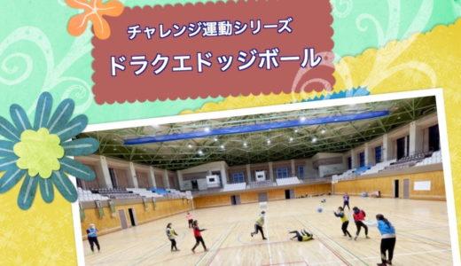 【体育の授業でやってみたい】ドラクエドッジボール